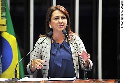 Senadora Kátia Abreu PMDB/TO