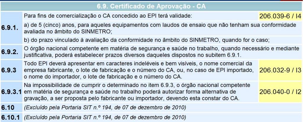 6184a99f9b0a7 NR-6 (EPI) e 17 (ERGONOMIA) CAPACETES  SEGURANÇA